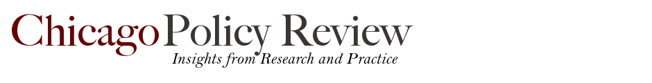 Chicago Policy Review - The Chicago Policy Review is dedicated to bridging the gap between academic research and policy practice by providing actionable insights from academia and facilitating the exchange of ideas between policy practitioners and academics.