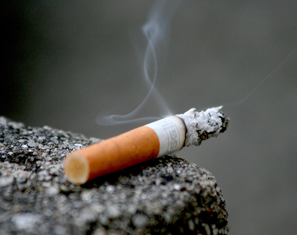 No Smoking: Hospital non-smoking policies' effect on smokers – Chicago Policy Review