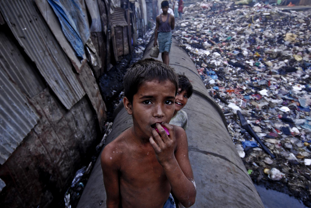 Ending Poverty Modern Slums And Stagnation In Government