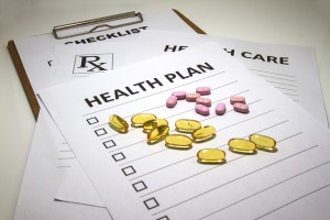 Health plan for good living.