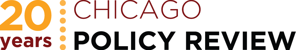 Chicago Policy Review